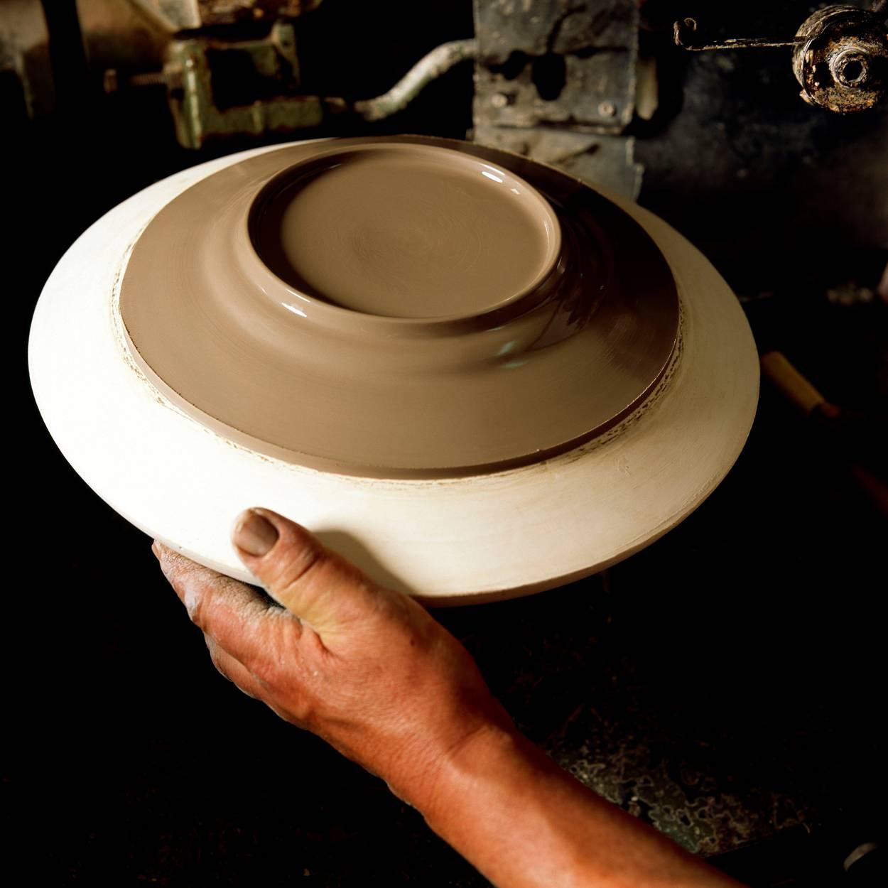 Vår produktion av keramik